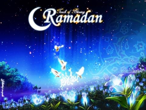 Ramadan Mubarak (Blessed Ramadan)