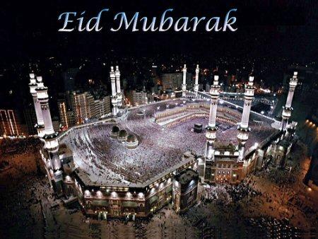 EID MUBARAK (BLESSED EID)