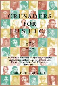 Crusaders for Justice book cover courtesy Papyrus Publishing