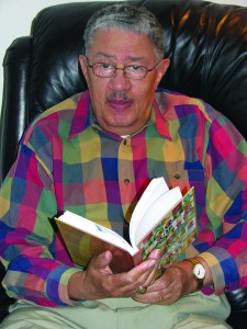 Author Arthur C. McWatt (Courtesy Papyrus Publishing)